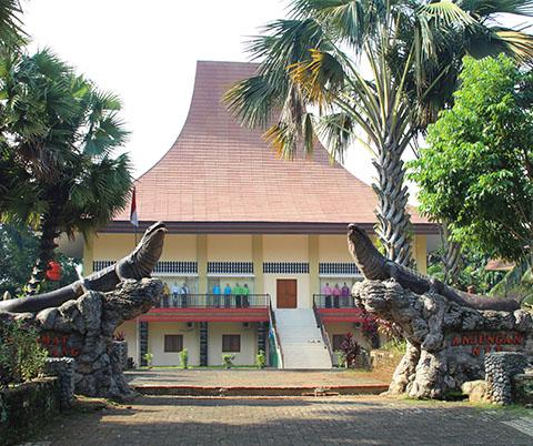 Anjungan Nusa Tenggara Timur Taman Mini Indonesia Indah