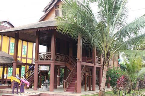 Anjungan Gorontalo Taman Mini Indonesia Indah