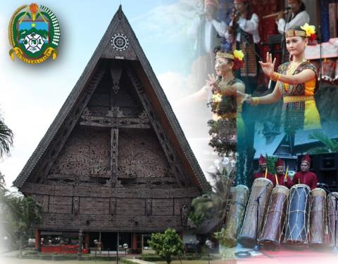 Anjungan Sumatera Utara Taman Mini Indonesia Indah