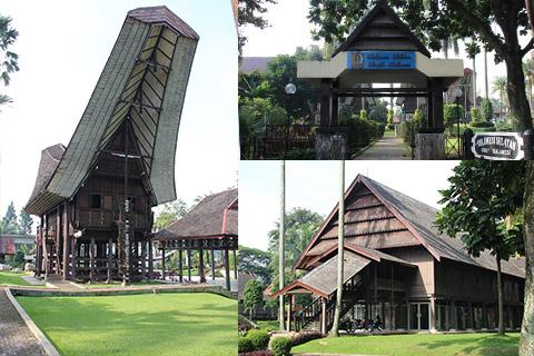 Anjungan Sulawesi Selatan Taman Mini Indonesia Indah